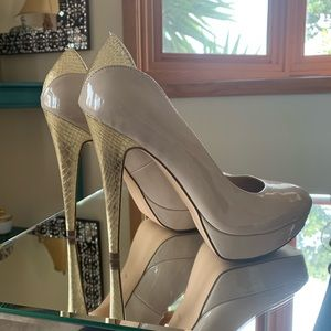 GUESS heels.